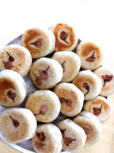 ムーンジーナさんのパン教室