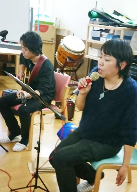 デイサービス 秋の音楽祭