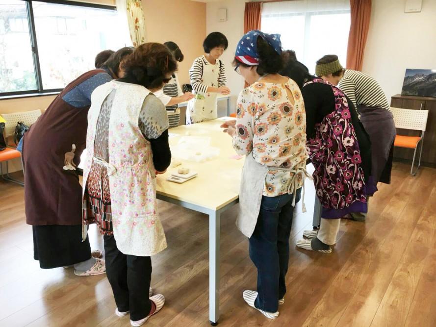 10月のパン教室