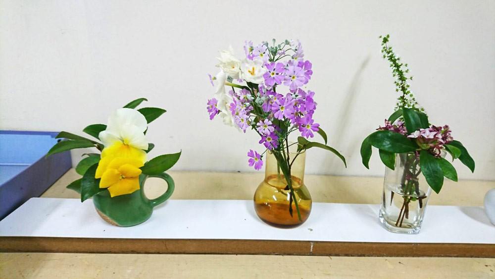 地域の小山田小学校の卒業式