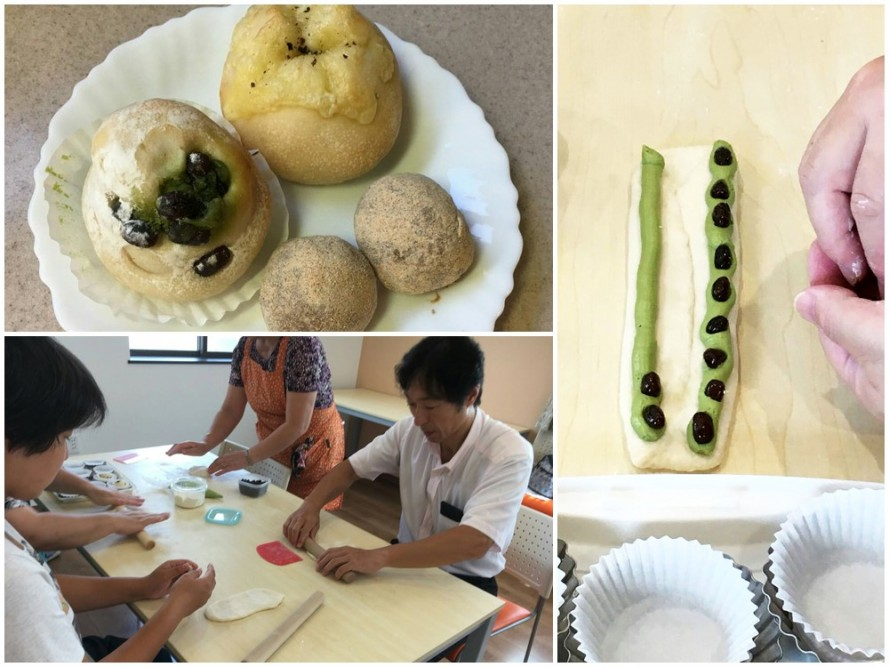 7月の手作りパン教室
