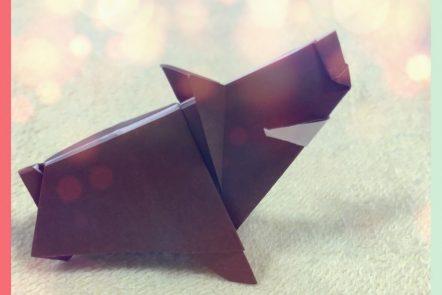 11月の折り紙教室