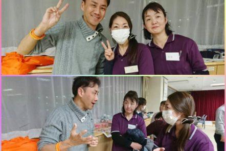 丹野さんを囲んでの勉強会ー認知症とともに、笑顔で生きる