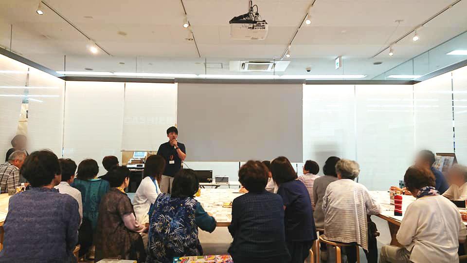 TUTAYA町田木曽店さんで認知症サポーター養成講座が開催されました