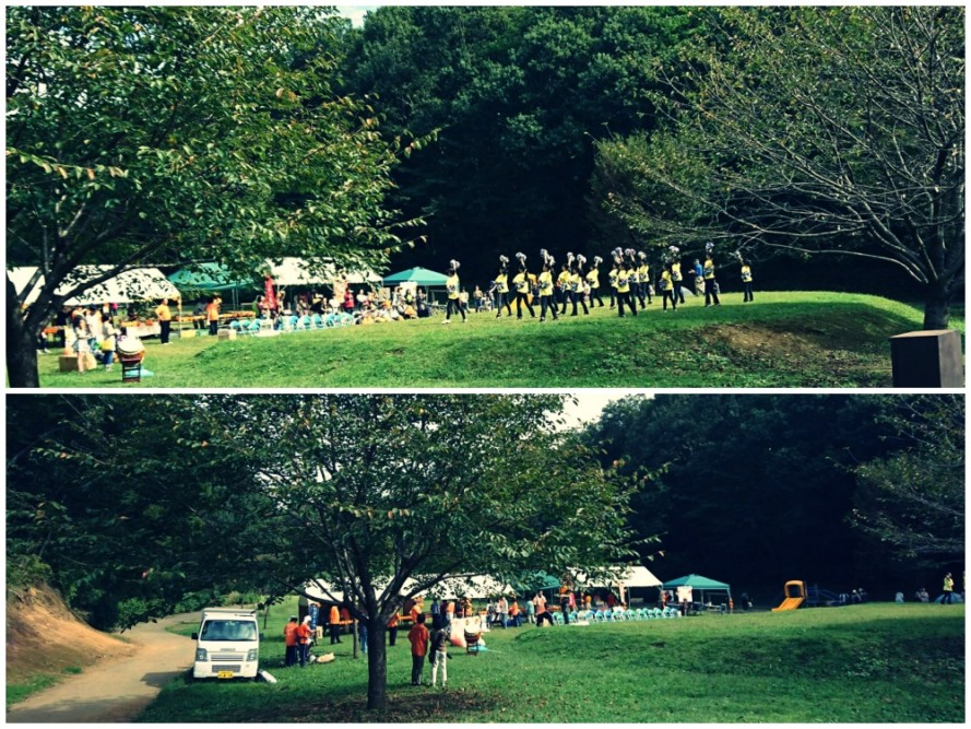 9月29日、ラン伴町田のシバヒロゴールと 相原スタートにぬくもりのスタッフも参加しました☺
