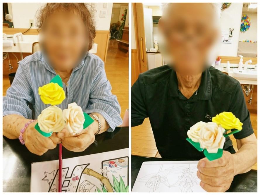 父の日の花は