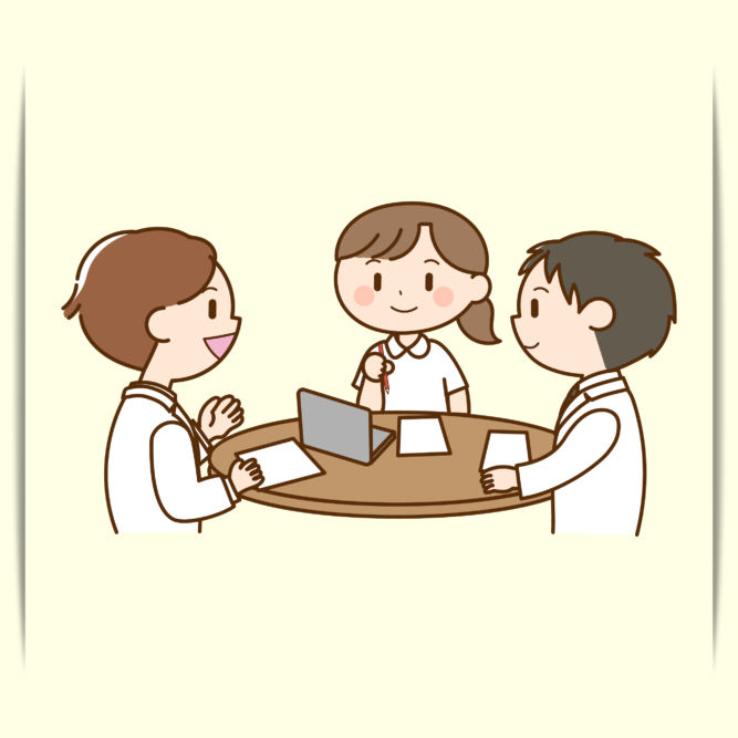 「ご利用者のご意向を真ん中に置き、チームの共通認識をしっかり共有しておく事で意欲を引き出す」